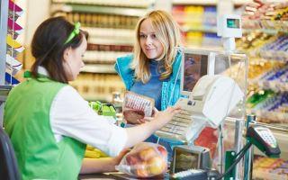 Несоответствие цены на ценнике и на кассе