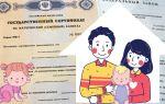 Как оформить материнский капитал на второго ребенка в 2021 году?