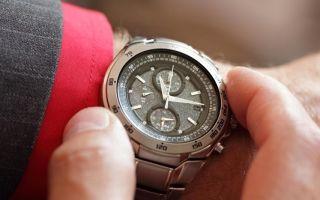 Подлежат ли возврату наручные часы?