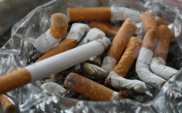 Курить строго запрещено